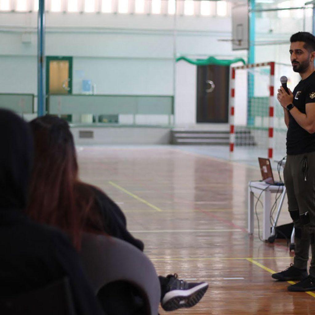 AlMabarrah AlKhalifia Foundation Organizes Fitness Day for